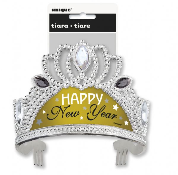 Jazzy New Year's Tiara
